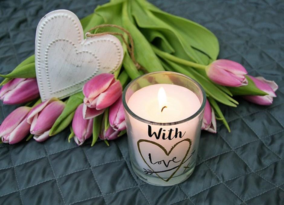 australia candle souvenir