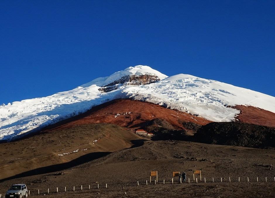 ecuador mountains