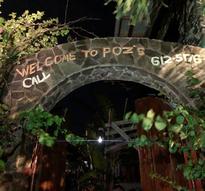 A Positive Food Experience at PoZ' Restaurant & Bar in Dominica #ad #BDKDominica #DiscoverDominica