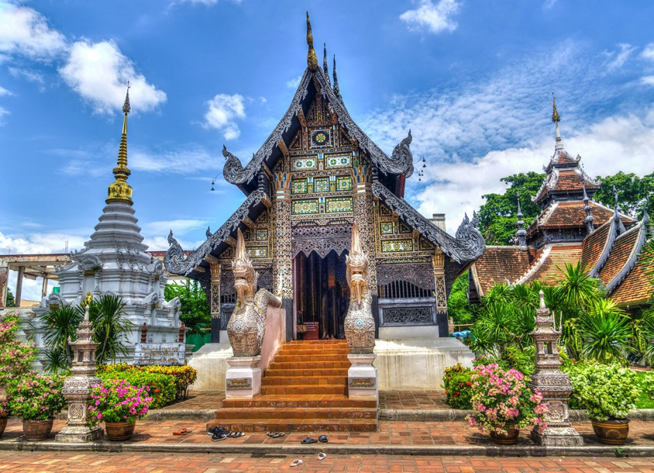 solo travellers Thailand Chiang Mai