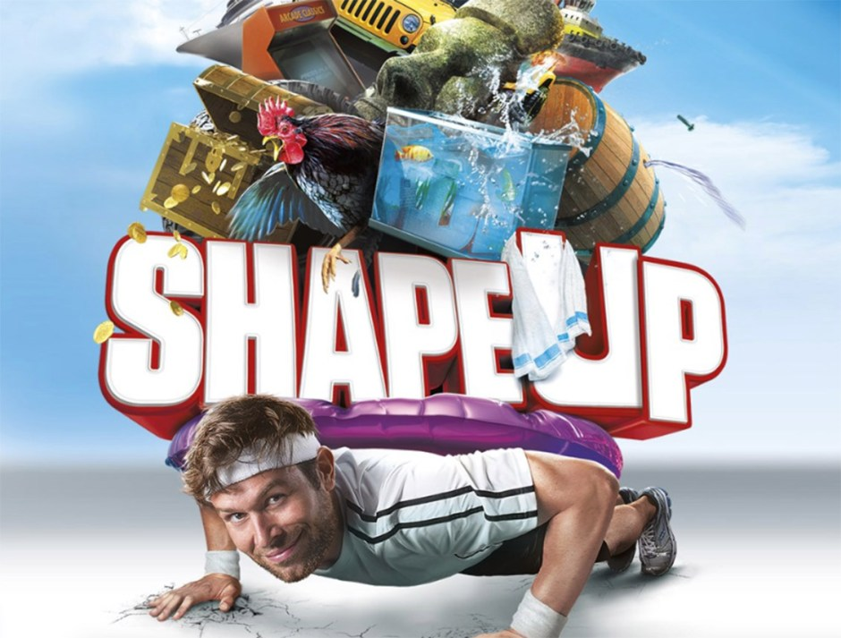 shape up video games good for mind and body