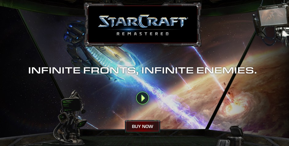 starcraft video games good for mind and body