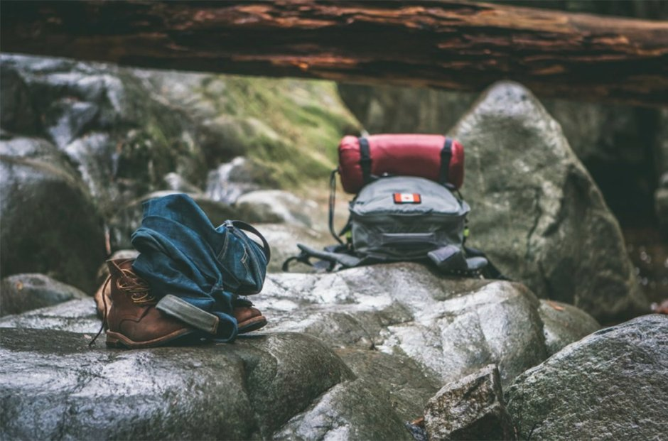 backpacking feature