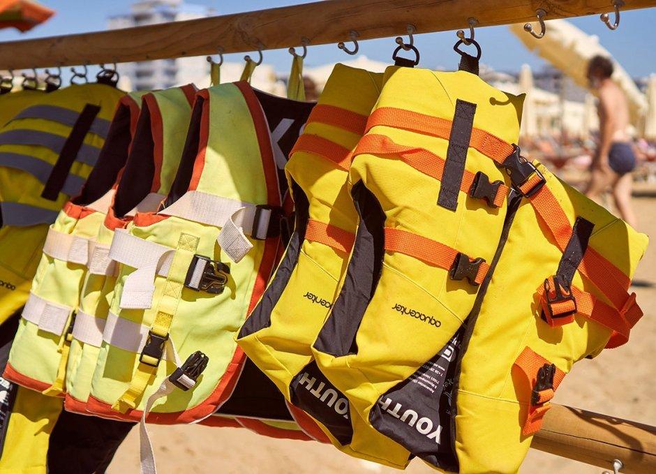 sailing life jackets
