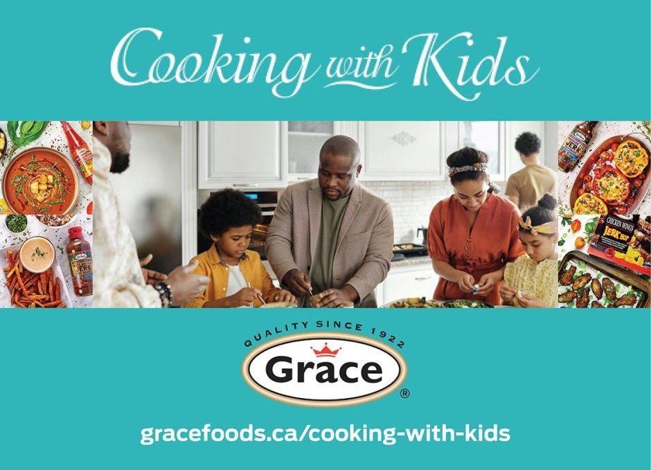 Grace Foods Canada contest feature