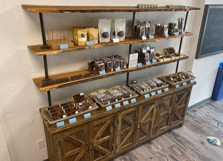 la creme handcrafted artisan chocolates
