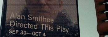 ALAN SMITHEE premieres at BAM