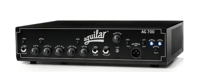 Aguilar AG 700 class-D bass amp - gear acquisition syndrome