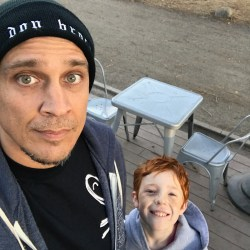 becoming a single dad