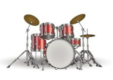 drums enhances creativity in kids