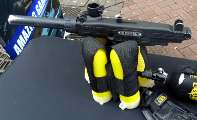 new paintball gun