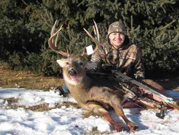 December Whitetail: How to Hunt Post-Rut Bucks | Big Deer