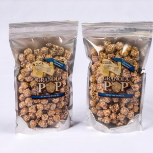11 oz. Cinnamon Almond Granola Pop Popcorn