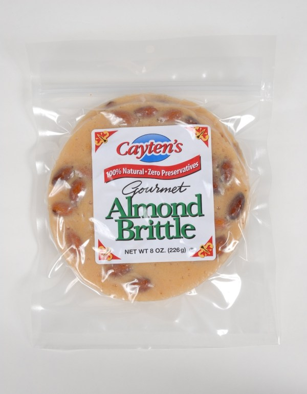 8 oz. Almond Brittle