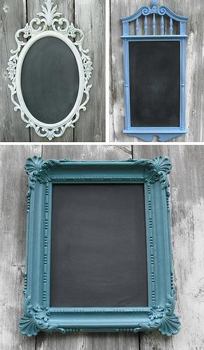 chalkboard signs