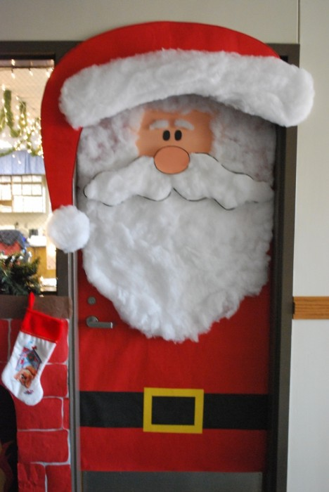 Santa Claus Decorating Ideas