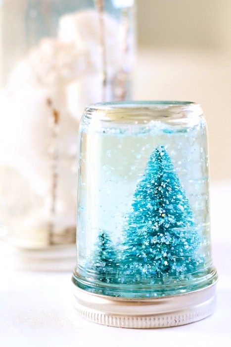 40 Fun Amp Pretty DIY Snowglobes To Make Yourself