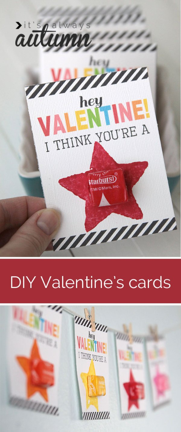 40 Simple Fun Valentine's Day Craft Ideas Just for Kids