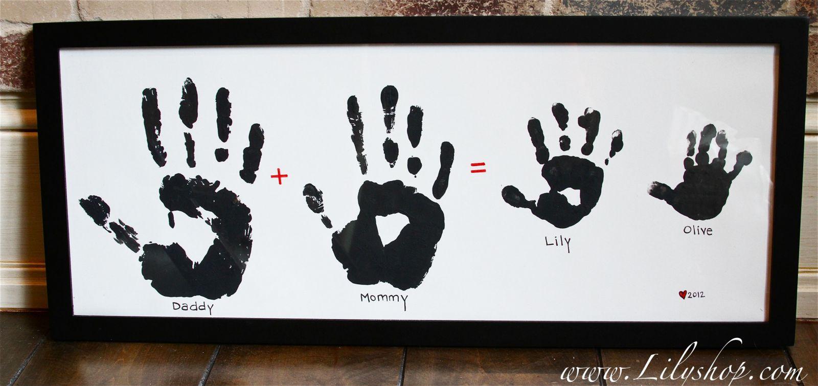 40 Fun And Creative Handprint Crafts