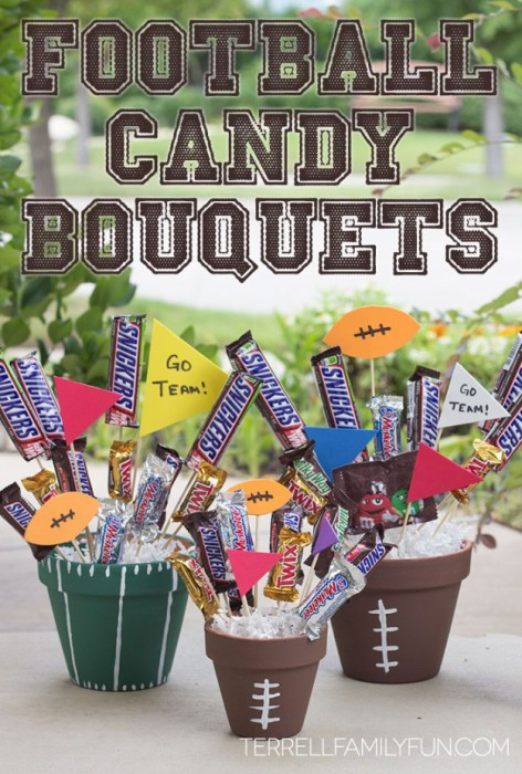 35 Sweet Candy Centerpiece Ideas For Parties