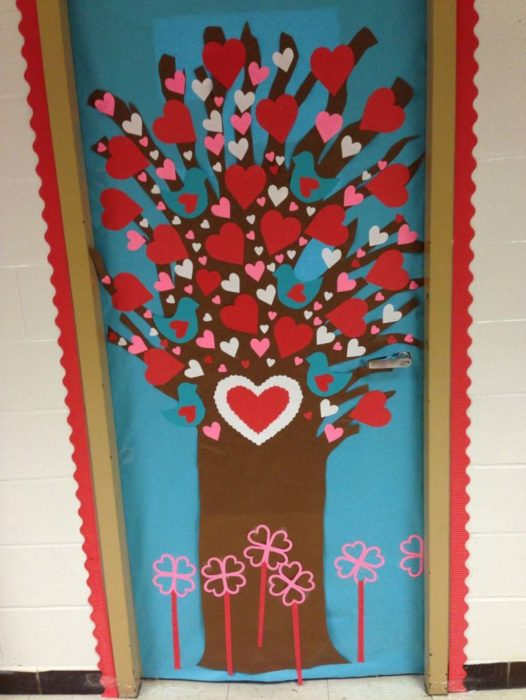 Classroom Decoration Ideas For Teachers Day ~ Classroom door decorations billingsblessingbags