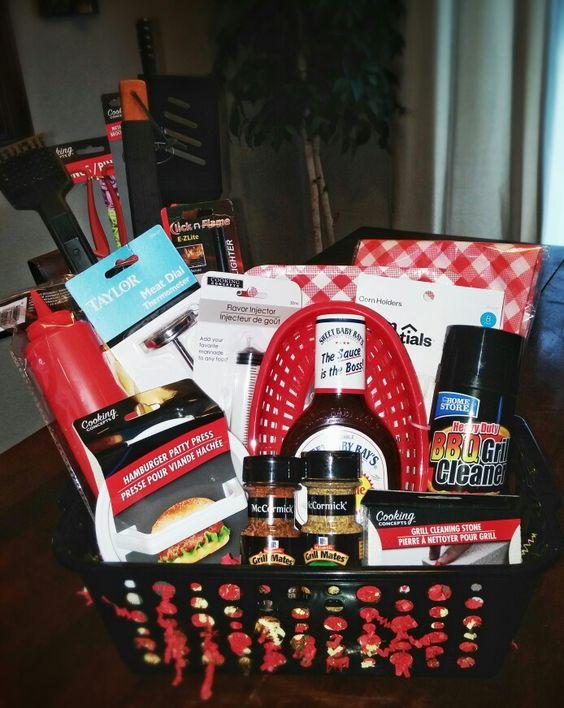 BBQ Gift Basket DIY