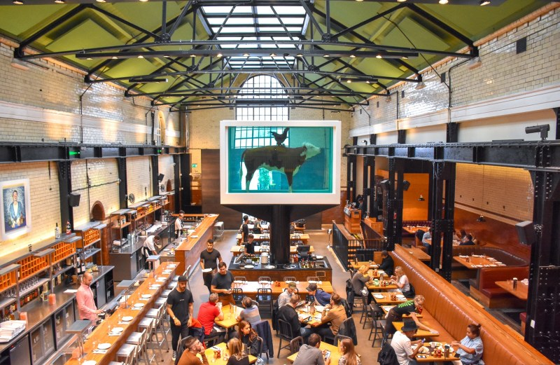 The Tramshed, Shoreditch