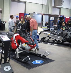 See 2020 Snowmobiles