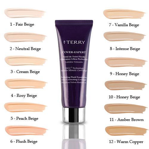 By Terry - Cover Expert - Perfecting Fluid Foundation - Ultra-Correcting Coverage