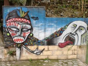 valparaiso duvar resmi