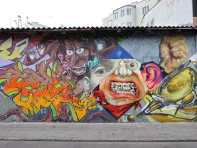 belgrad duvar resimleri