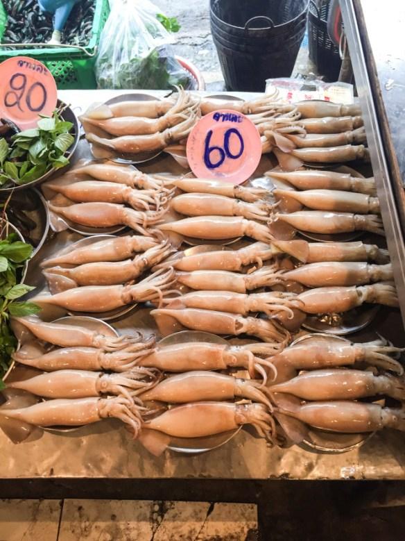 Bangkok'ta alışveriş