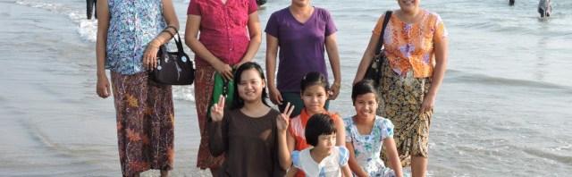 NGWE SAUNG / MYANMAR