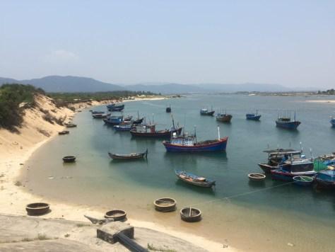 vietnam balıkçı köyü
