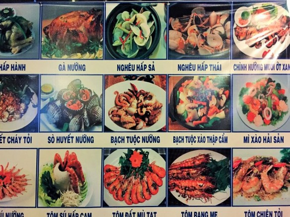 vietnam yemekleri