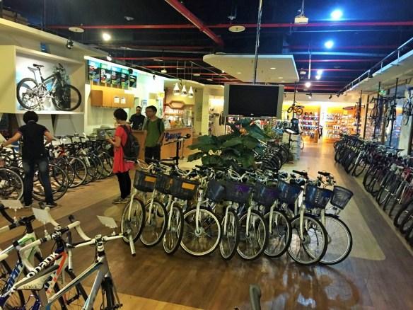 giant bike rental