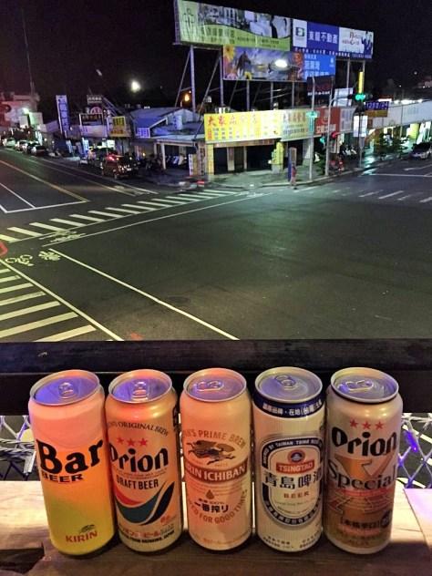 tayvan gece hayatı