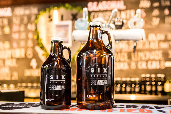 Big Family Little income Six String Brewing Co-7