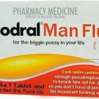 A Magical Man-flu Moment