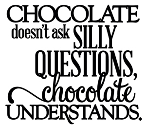 Chocolate Understands - Thumbnail