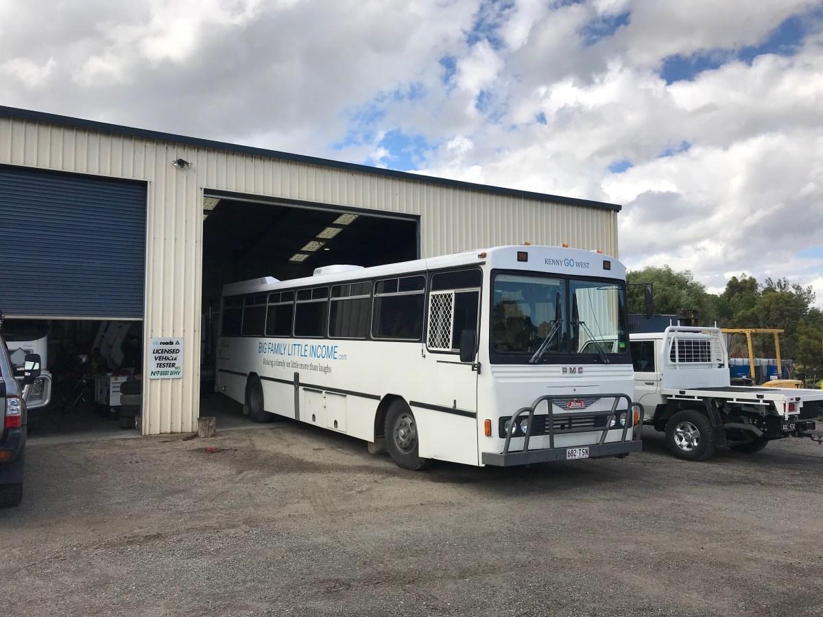 Schrodinger's Bus