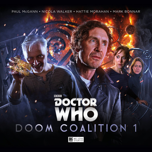 Doctor Who: Doom Coalition 1 Cover