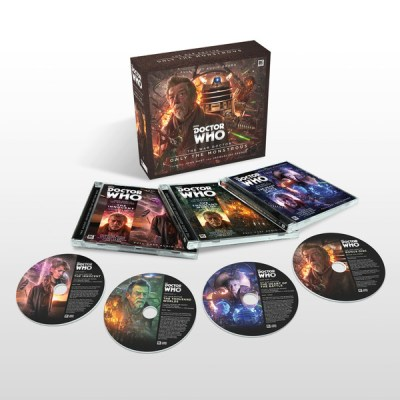 REVIEW - Doctor Who: The War Doctor Vol. 1