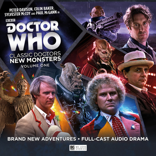 Doctor Who: Classic Doctors New Monsters Vol. 1 Cover