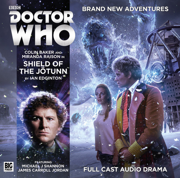 Doctor Who: Shield of the Jötunn Cover