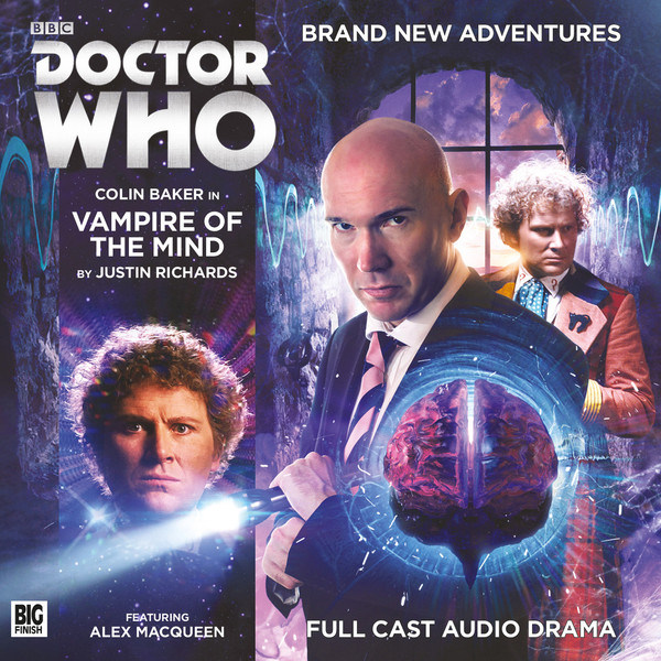 Doctor Who: Vampire of the Mind Cover