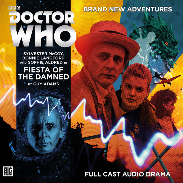 Doctor Who: Fiesta of the Damned Cover
