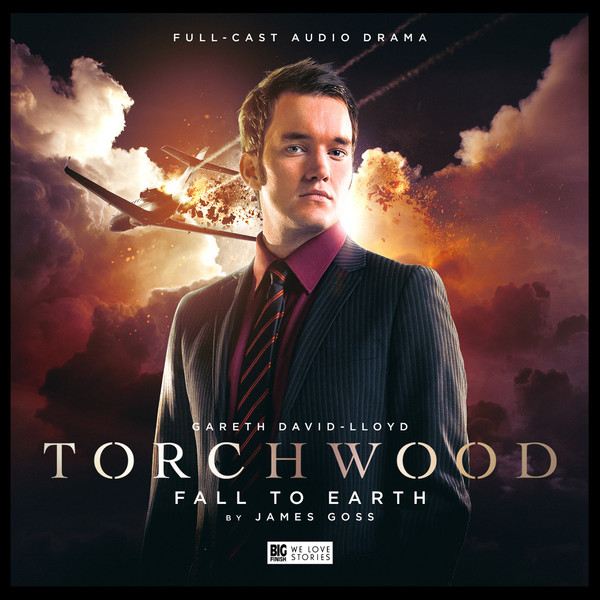 Torchwood: Fall To Earth 1.2 Cover