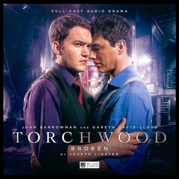 Torchwood: Broken 2.5 Cover