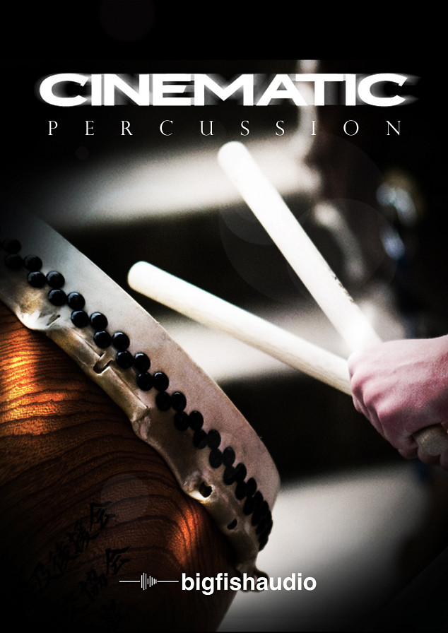 Cinematic Percussion: A cinematic percussion library for every serious composer